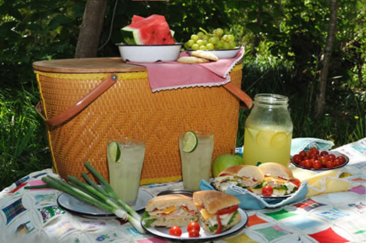 Picnic Baskets Avaiable